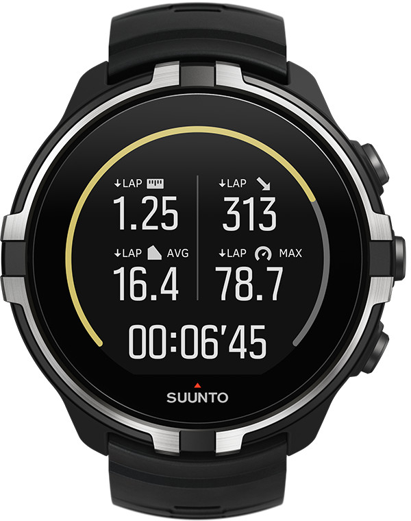 c2357b01550 Suunto Spartan Sport Wrist HR hinnad alates 359.00 € | Hind.ee