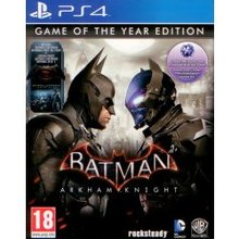 Batman: Arkham Knight GOTY PS4