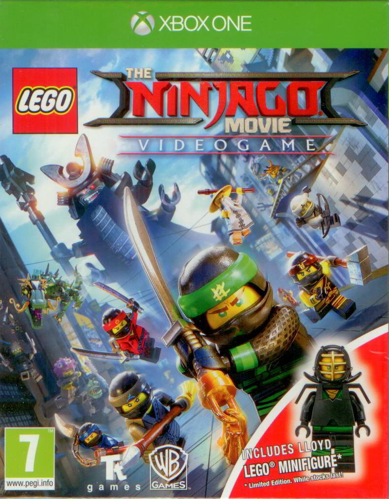 Lego Movie Lego Game Klippdesign