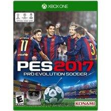 Pro Evolution Soccer 2017 Xbox One
