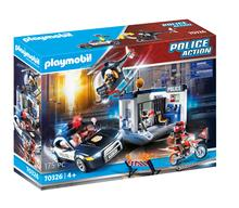 Playmobil Police Action 70326