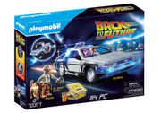 Playmobil Back to the Future 70317